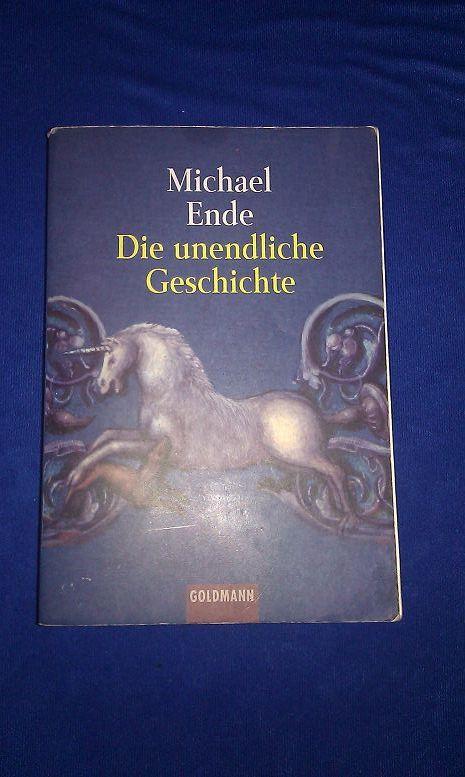 Cover von Die unendliche Geschichte