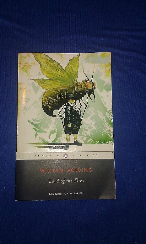 Cover von Herr der Fliegen