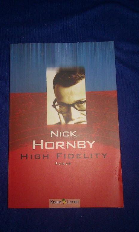 Cover von High Fidelity