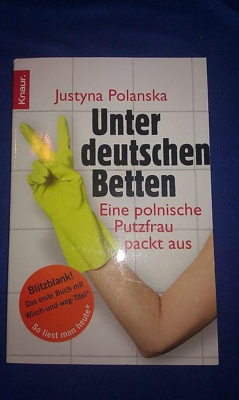 Cover von Unter deutschen Betten