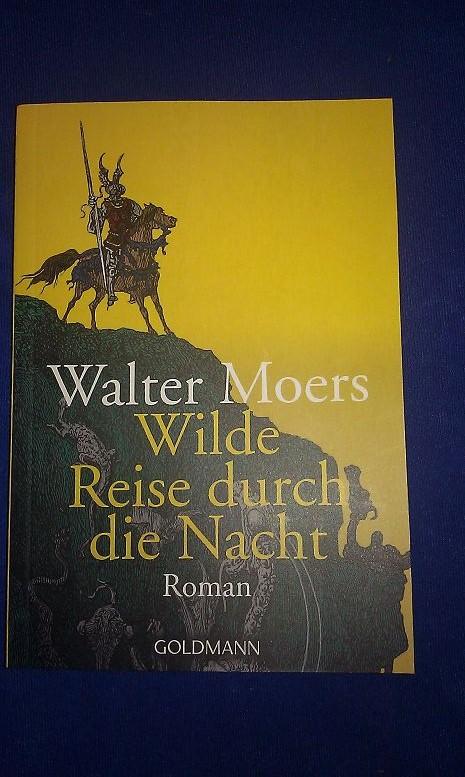 Cover von Wilde Reise durch die Nacht