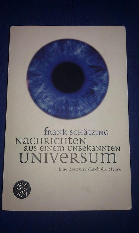 Cover von Nachrichten aus einem unbekanntem Universum