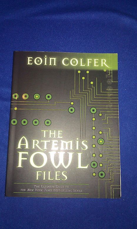 Cover von The Artemis Fowl Files