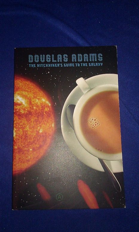Cover von The Hitchhikers Guide to the Galaxy