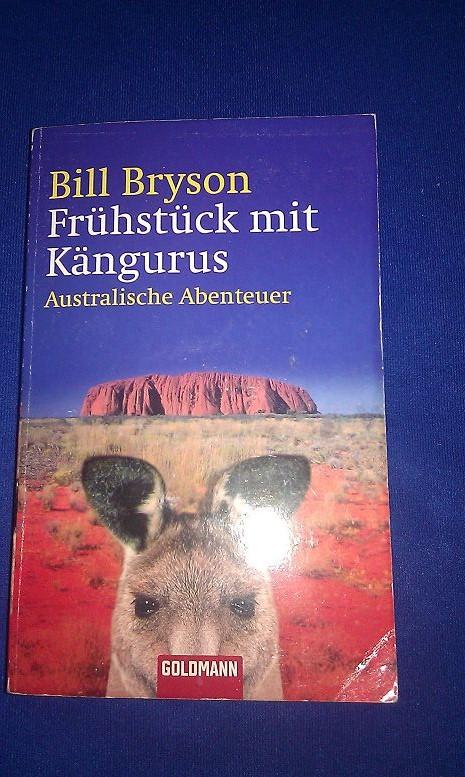 Cover von Frühstück mit Kängurus