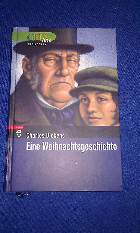 Cover von Eine Weihnachtsgeschichte