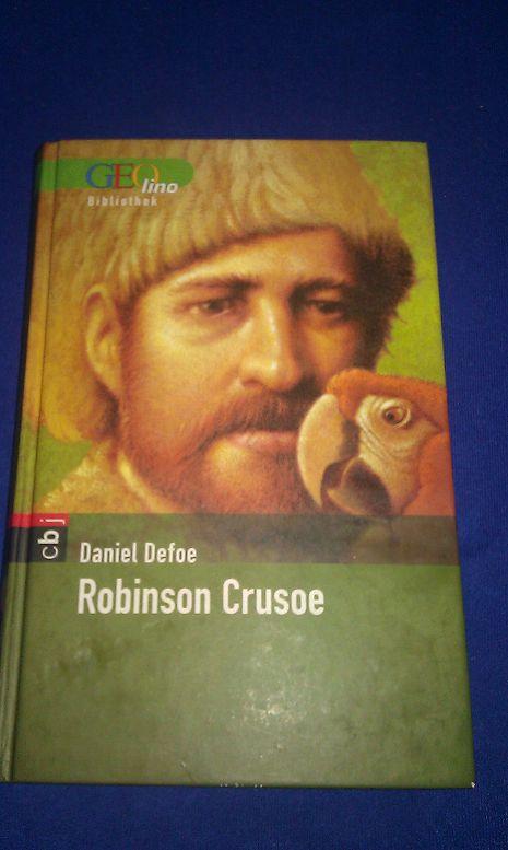 Cover von Robinson Crusoe