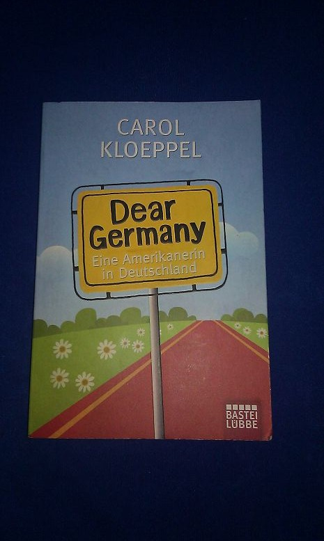 Cover von Dear Germany