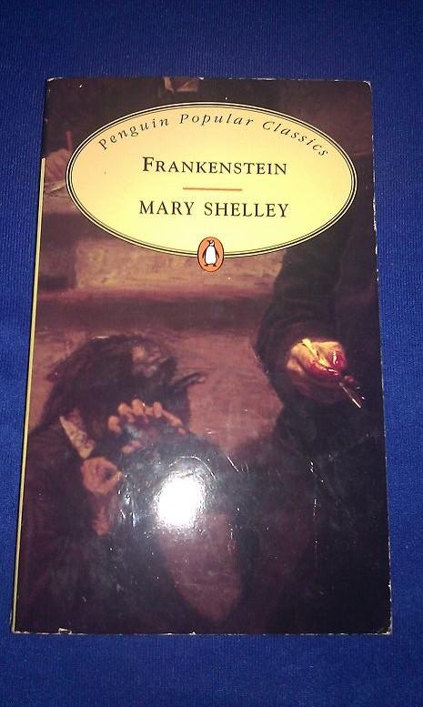Cover von Frankenstein