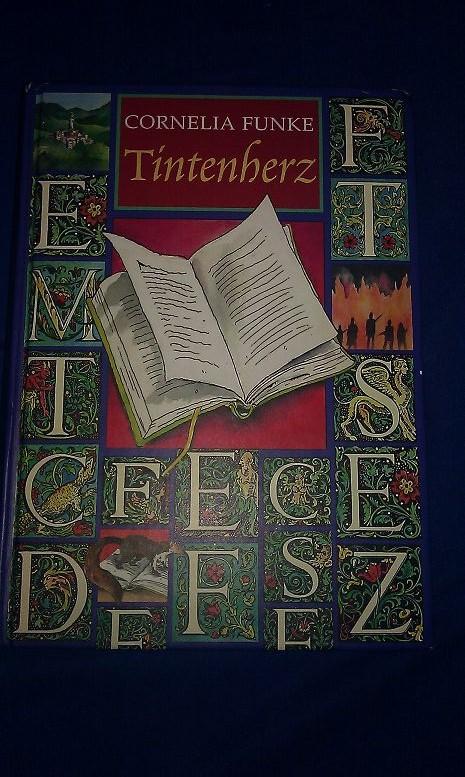 Cover von Tintenherz