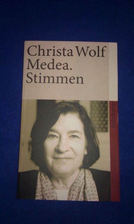 Cover von Medea. Stimmen