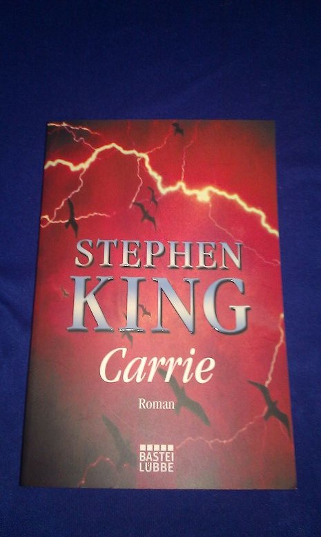 Cover von Carrie