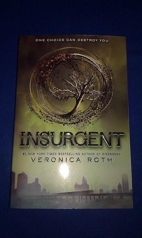 Cover von Insurgent