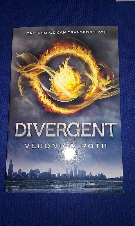 Cover von Divergent