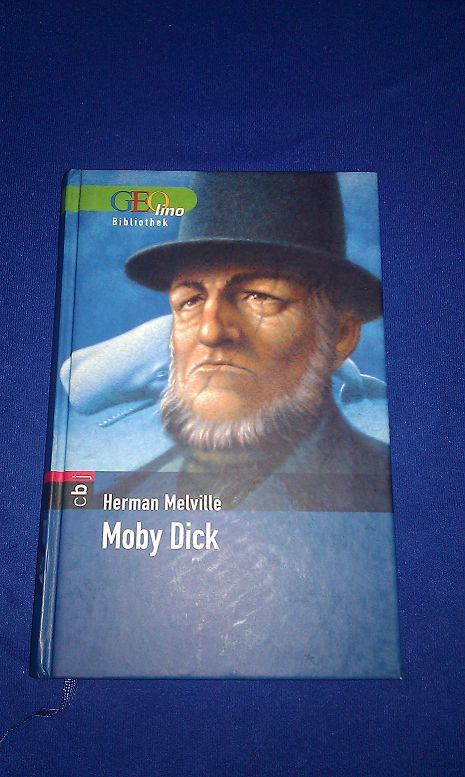 Cover von Moby Dick
