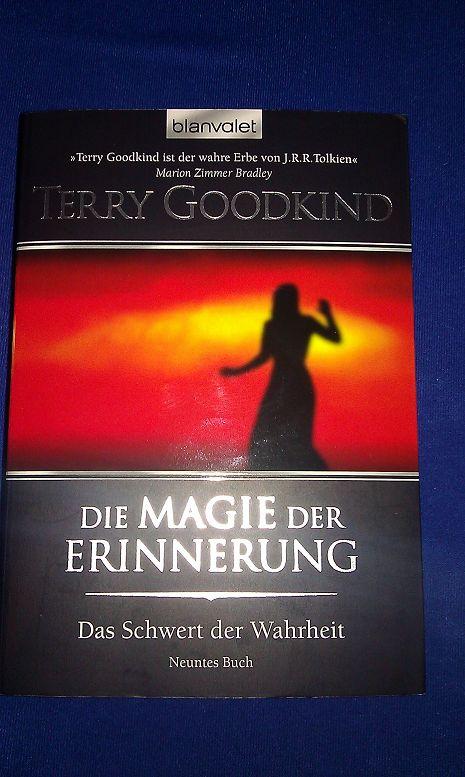 Cover von Die Magie der Erinnerung