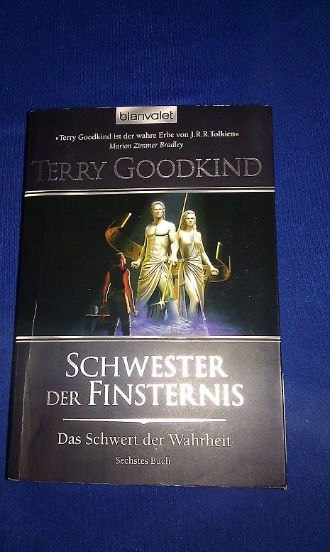 Cover von Schwester der Finsternis