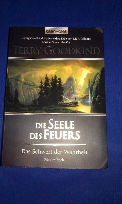 Cover von Die Seele des Feuers
