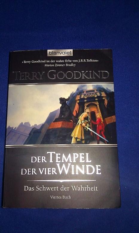 Cover von Der Tempel der vier Winde