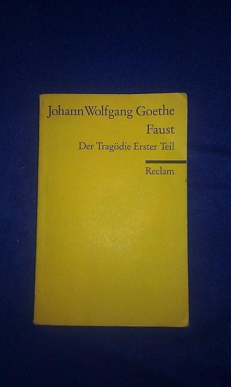 Cover von Faust I