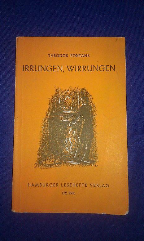 Cover von Irrungen, Wirrungen