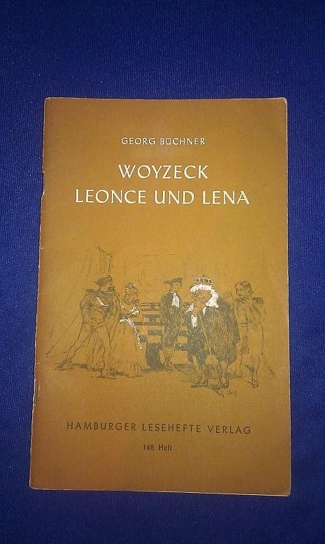 Cover von Woyzeck