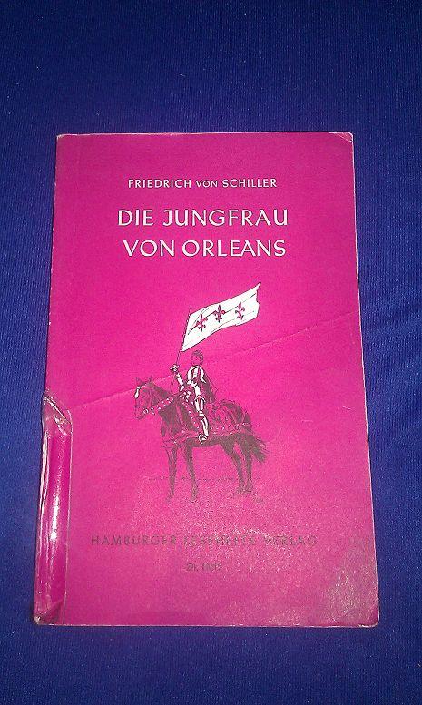 Cover von Die Jungfrau von Orelans