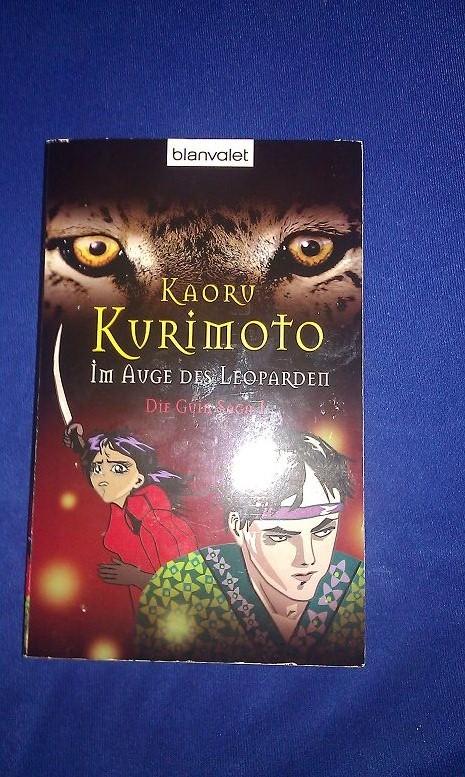 Cover von Im Auge des Leoparden
