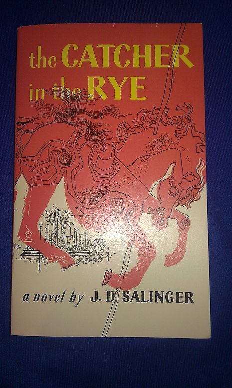 Cover von The Catcher in the Rye