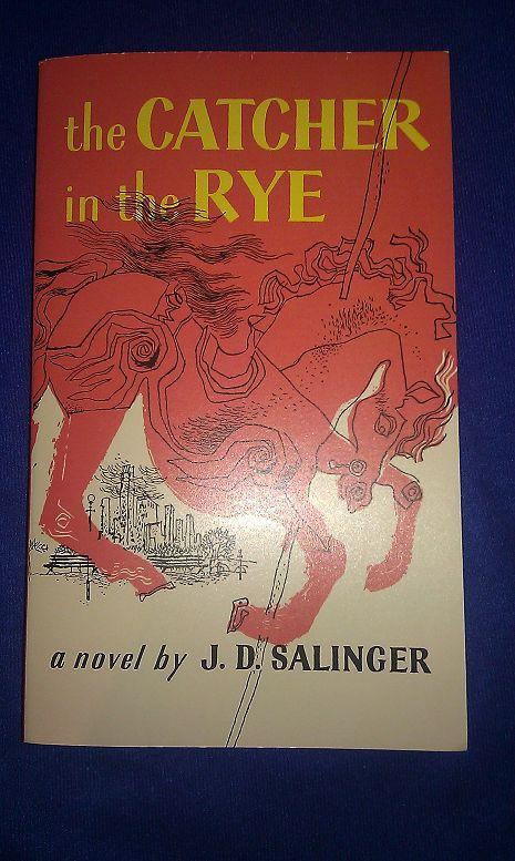 Cover von The Catcher in the Rye