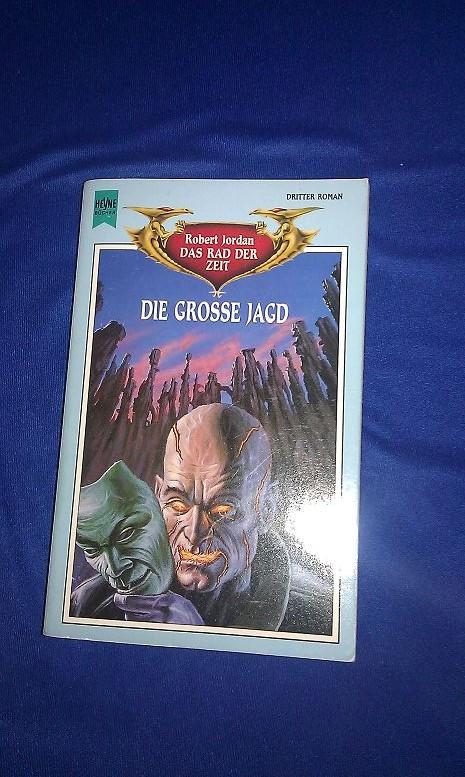 Cover von Die große Jagd