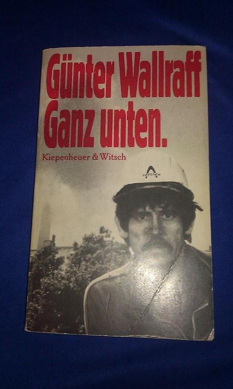 Cover von Ganz unten