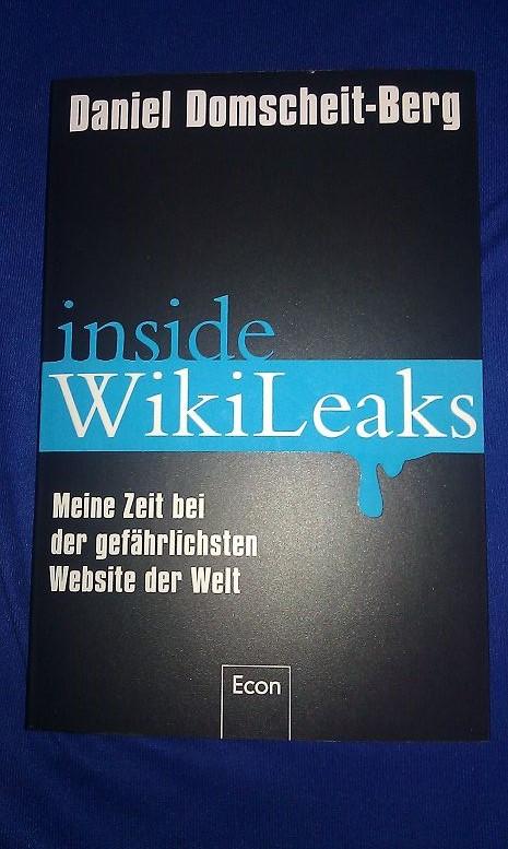 Cover von Inside Wikileaks
