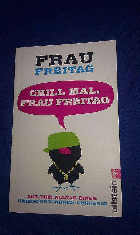 Cover von Chill mal, Frau Freitag