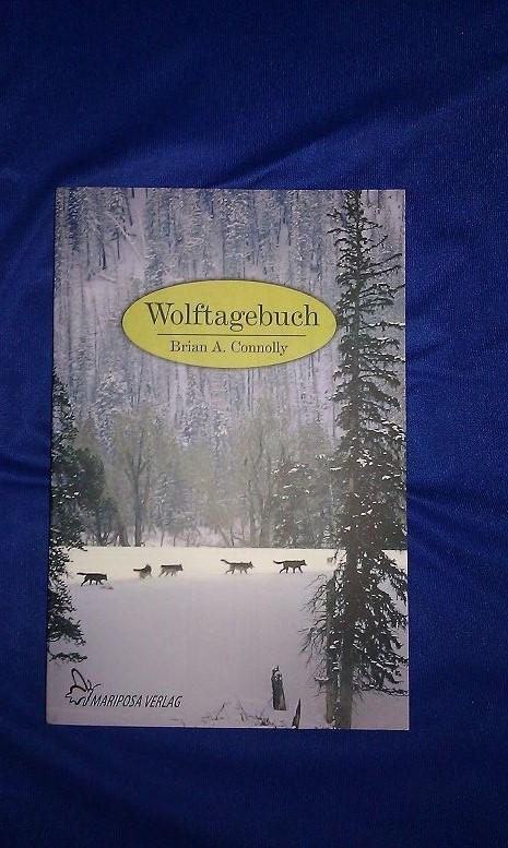 Cover von Wolftagebuch