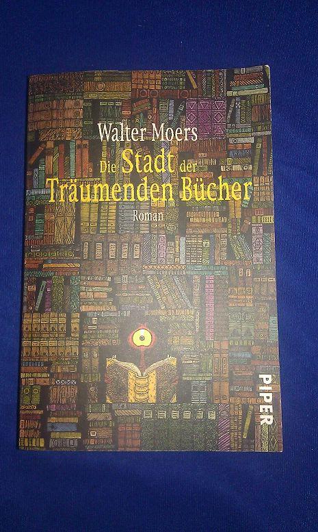Cover von Die Stadt der Träumenden Bücher