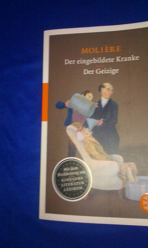 Cover von Der eingebildete Kranke / Der Geizige