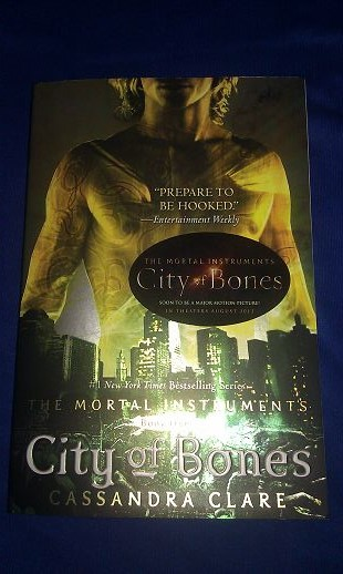 Cover von City of Bones