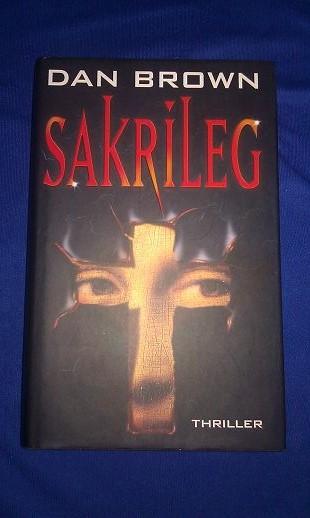 Cover von Sakrileg