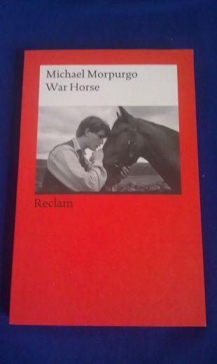 Cover von War Horse