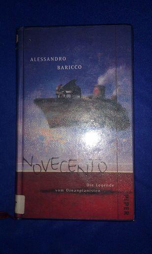 Cover von Novecento