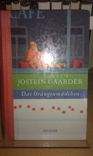 Cover von Das Orangenmädchen