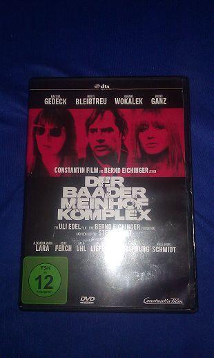 Cover von Der Baader Meinhof Komplex (DVD)