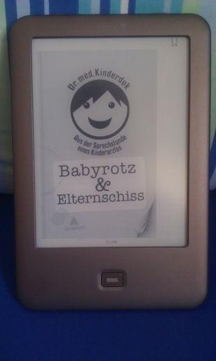 Cover von Babyrotz und Elternschiss