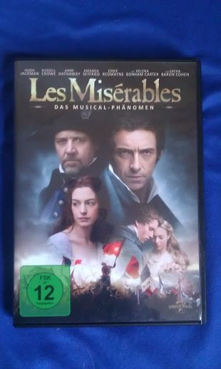 Cover von Les Miserables