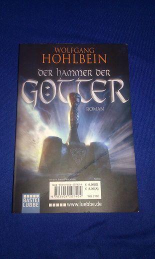 Cover von Der Hammer der Götter