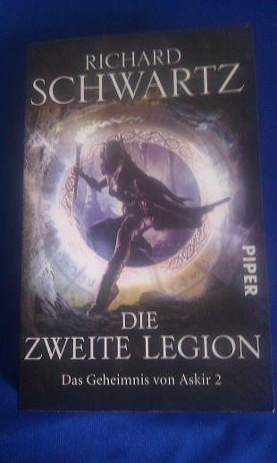 Cover von Die zweite Legion
