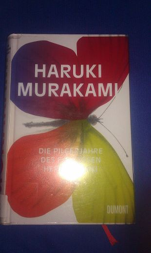 Cover von Die Pilgerjahre des farblosen Herrn Tazaki