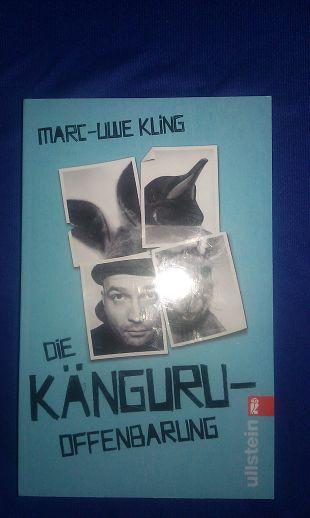 Cover von Die Känguru-Offenbacrung