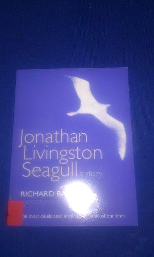 Cover von Jonathan Livingston Seagull